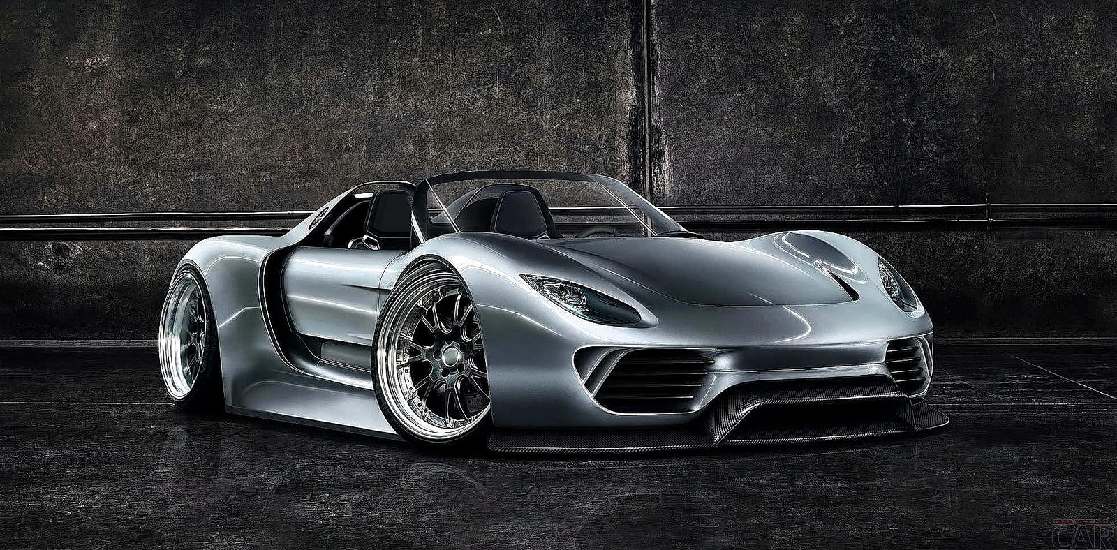 Sample – Porsche 918 Spyder