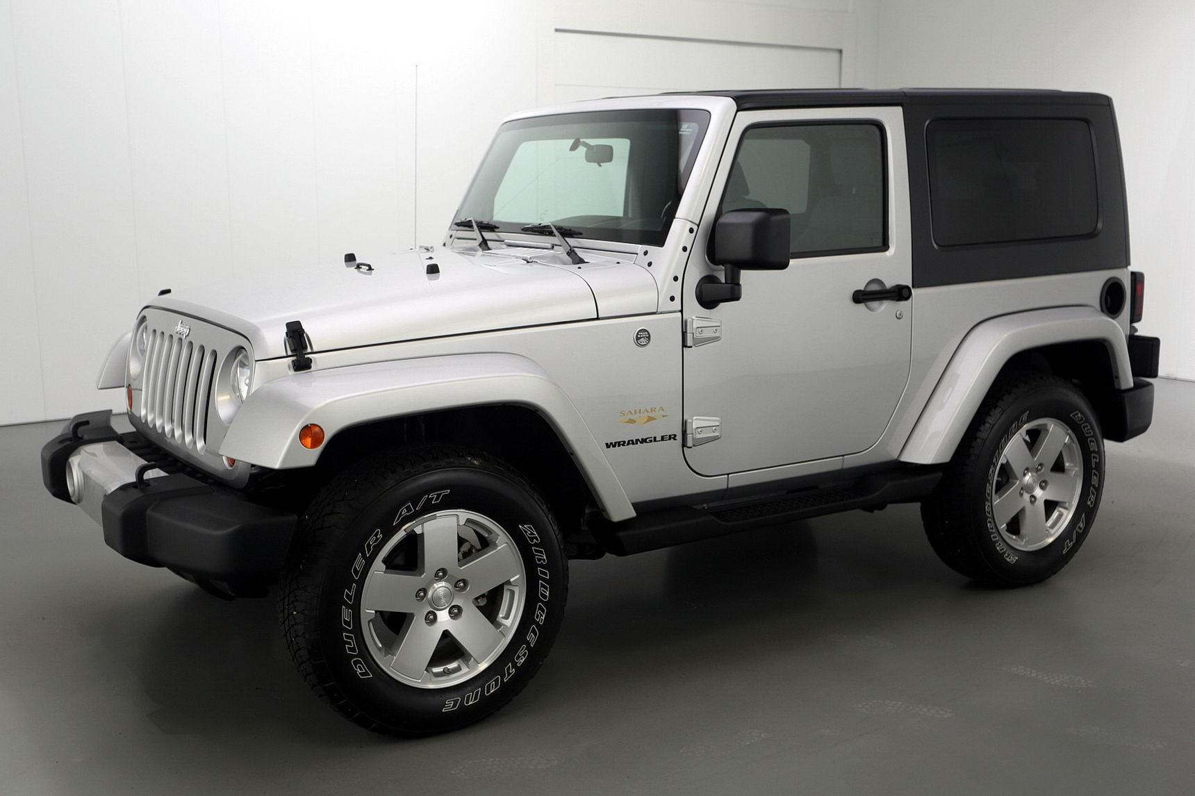 Jeep Wrangler Fog Lights >> 2008 Jeep Wrangler Sahara Edition | Brutal Motors
