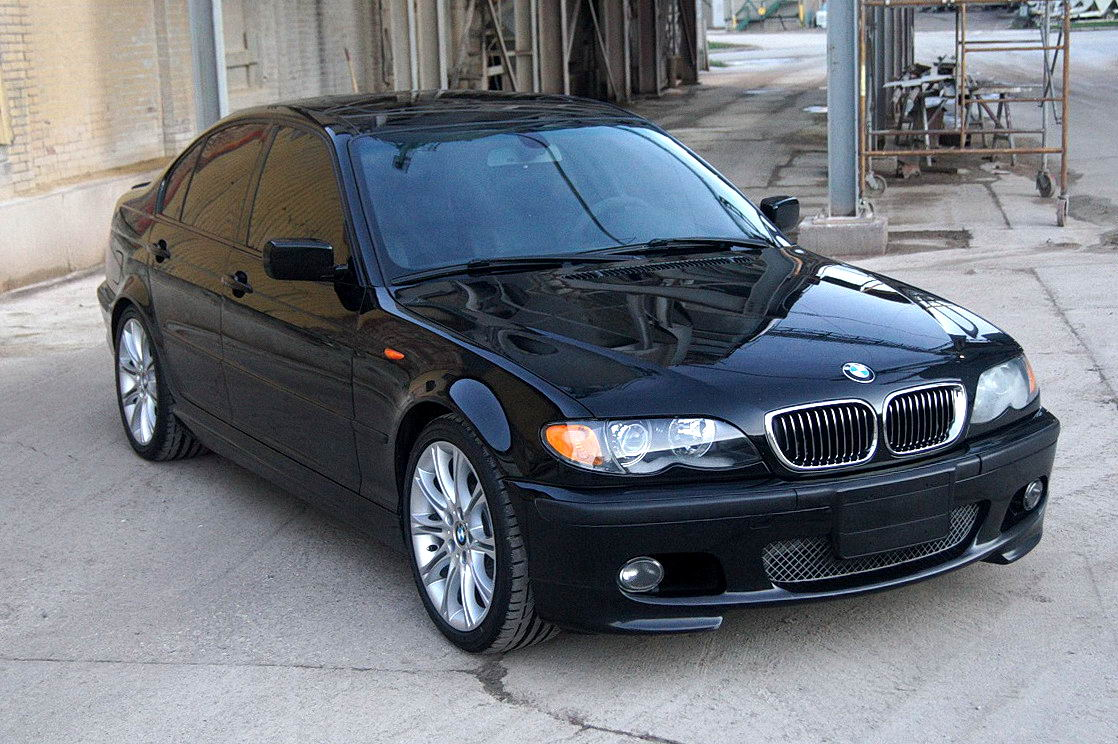2004 bmw 330i sedan with zhp performance package brutal motors. Black Bedroom Furniture Sets. Home Design Ideas