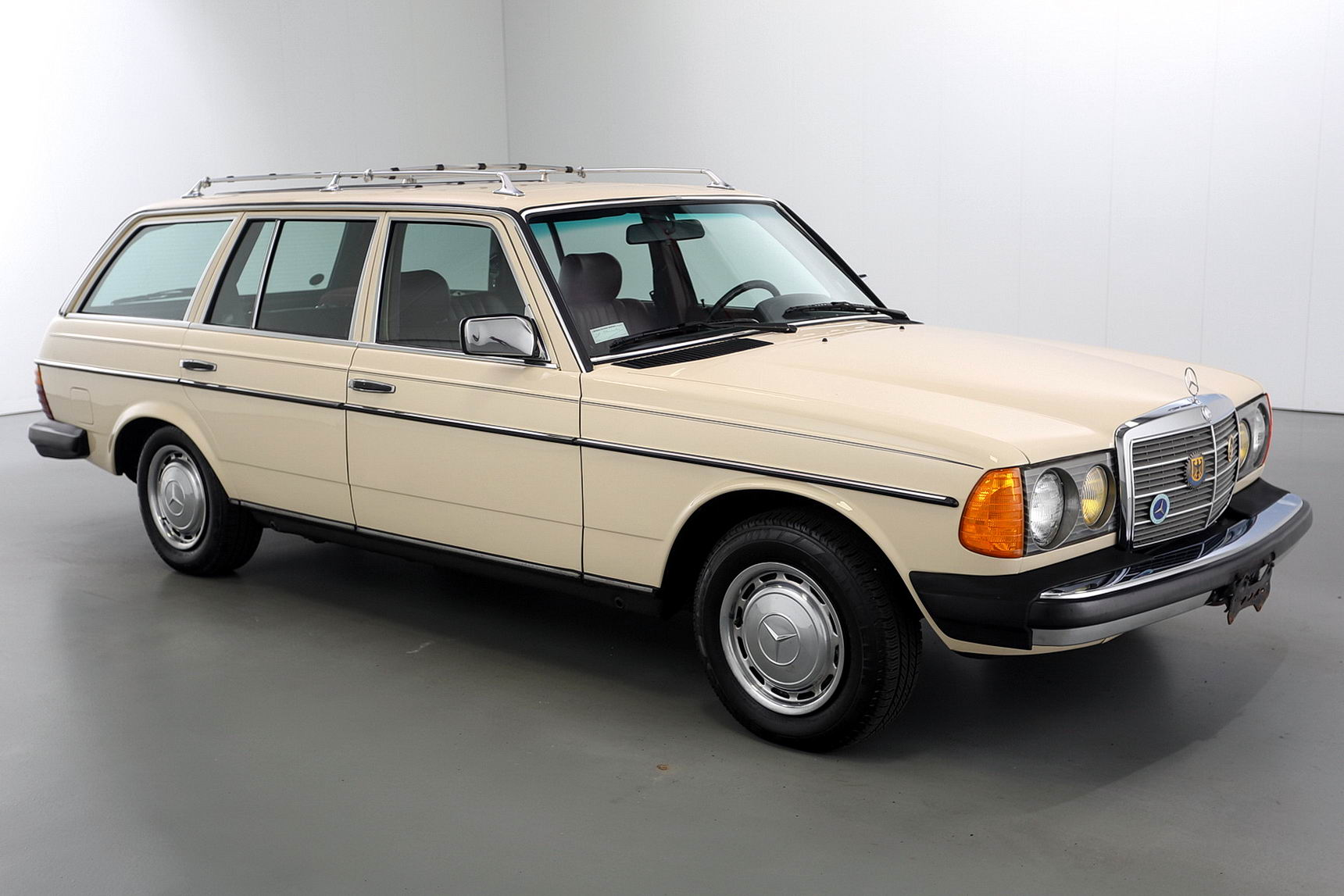 1985 mercedes benz 300td estate wagon brutal motors