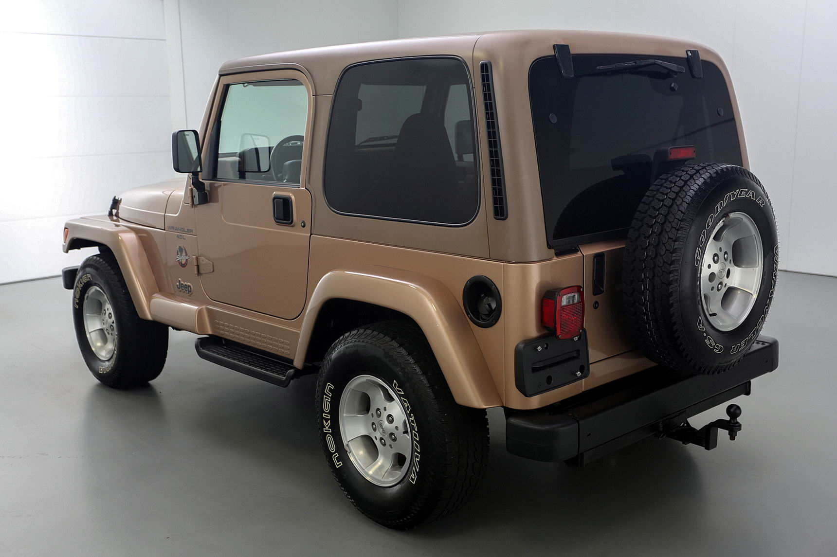 Soft Top Jeep >> 2000 Jeep Wrangler Sahara 4×4 | Brutal Motors