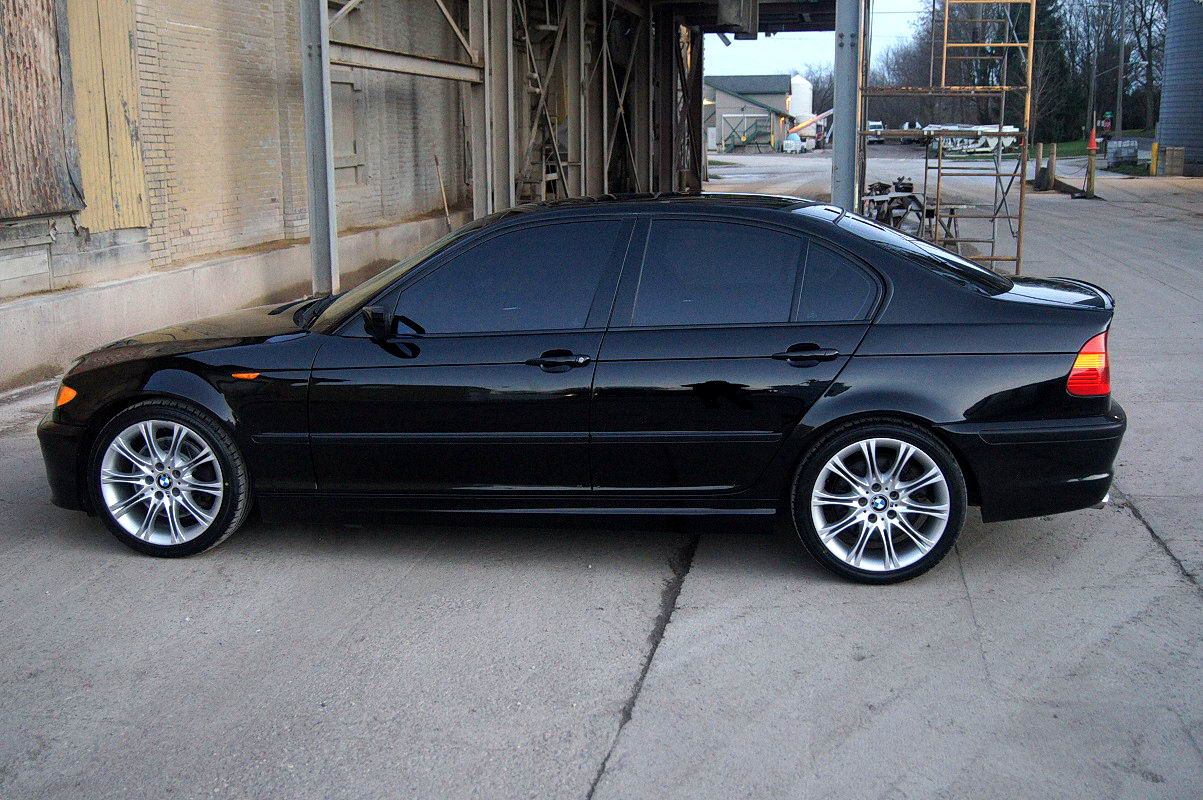 2004 Bmw 330i Sedan With Zhp Performance Package Brutal
