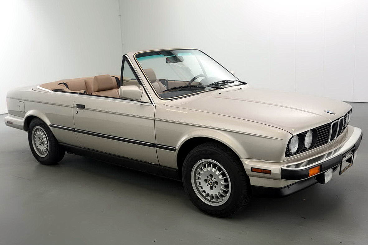 1989 bmw 325i convertible brutal motors. Black Bedroom Furniture Sets. Home Design Ideas